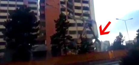 Sivas'ta kontrolsüz yıkım paniği!