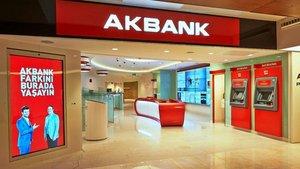 Akbank'ın tüm sistemleri servis dışı