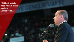 Erdoğan: Ey Kılıçdaroğlu o gece havalimanından kaçıyordun