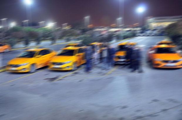 Atatürk Havalimanı'nda yolcu kavgası