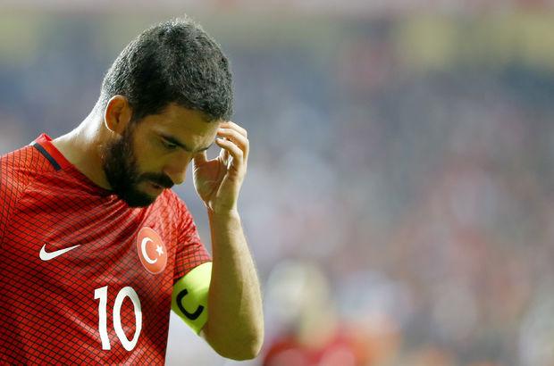 Arda Turan, Moldova maçında forma giyemeyecek
