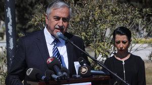 Mustafa Akıncı'dan Enosis açıklaması