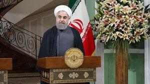İran Cumhurbaşkanı Ruhani'den Moskova'ya ziyaret