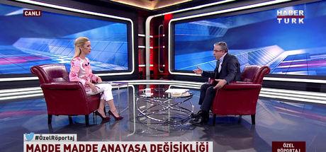Mehmet Uçum: Yeniden yapılanma sürecinde Türkiye'nin rolü çok kritik