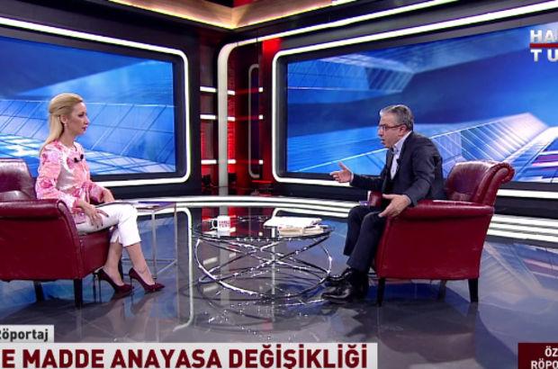 """""""Yeniden yapılanma sürecinde Türkiye'nin rolü çok kritik"""""""