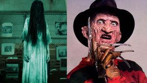 Korku filmlerinden tanıdığınız karakterlerin gerçek yüzleri!