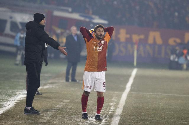 Sabri Sarıoğlu Galatasaray'dan ayrılırsa ne yapacak?