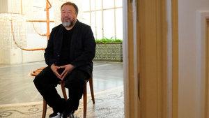 Ai Weiwei,Trump'a karşı 100 çit inşa ediyor