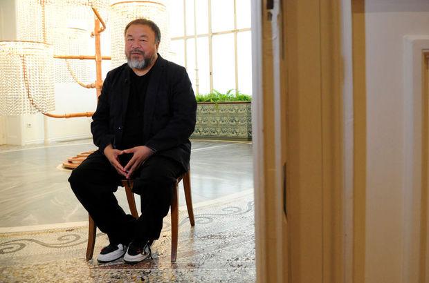 Ai Weiwei, Trump'a karşı!