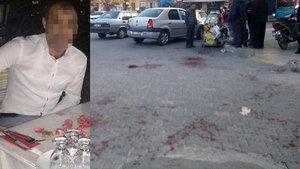 Manisa'da sokak ortasında cinayet