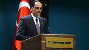 Kalın: Erdoğan karşıtı paranoya çılgınlık düzeyinde
