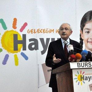 Kılıçdaroğlu: 'Fesih yok' diyorlar ya, var!