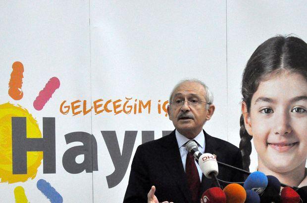 Kemal Kılıçdaroğlu: 'Fesih yok' diyorlar ya, var!