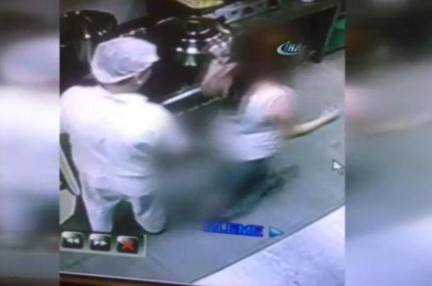 İzmir'de elle müdürünü taciz eden aşçıya 'indirimsiz' 2 yıl hapis