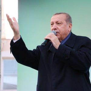 """Erdoğan """"Hayır"""" çadırındaki o görüşmeyi anlattı"""