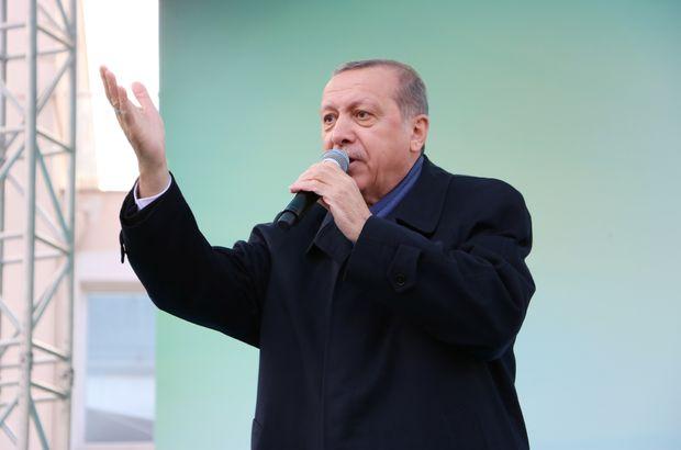Erdoğan: Şehitlerimizi bir gün unutursak kalbimiz kurusun