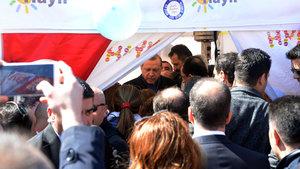 Cumhurbaşkanı'nın 'hayır' ziyaretinde CHP'den ilk yorum