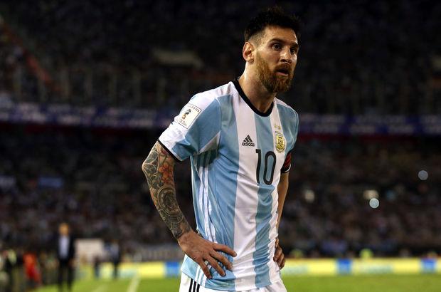 FIFA, Messi'ye soruşturma açtı