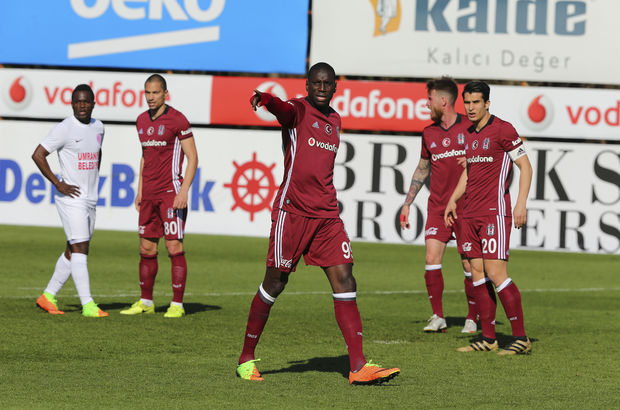Beşiktaş: 2 - Ümraniyespor: 1   MAÇ ÖZETİ