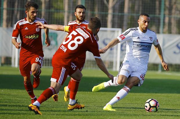 Gaziantepspor - Sivasspor