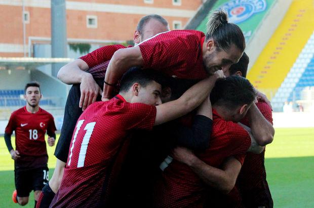 Türkiye: 4 - Azerbaycan: 0   MAÇ SONUCU