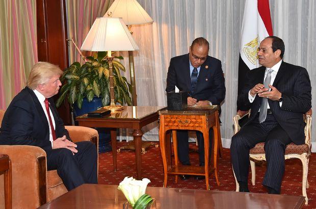 Donald Trump, Sisi
