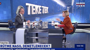 CHP'li Selin Sayek Böke Habertürk TV'ye konuştu
