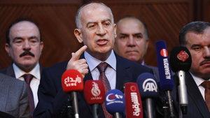 Irak Cumhurbaşkanı Yardımcısı Nuceyfi'den IKBY bayrağı ve Musul için sert tepki