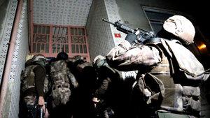 Esenler'de hava destekli uyuşturucu operasyonu düzenlendi