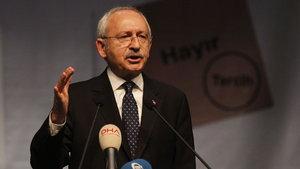 Kılıçdaroğlu'ndan Erdoğan'ın çadır ziyaretine yorum: Hayırlı bir iş
