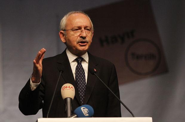 CHP liderinden Erdoğan'ın çadır ziyaretine yorum: Hayırlı bir iş