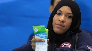 Tarih yazan Müslüman sporcu Ibtihaj Muhammed'den Trump'a açık mektup