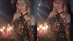 Aleyna Tilki 17 yaşına girdi