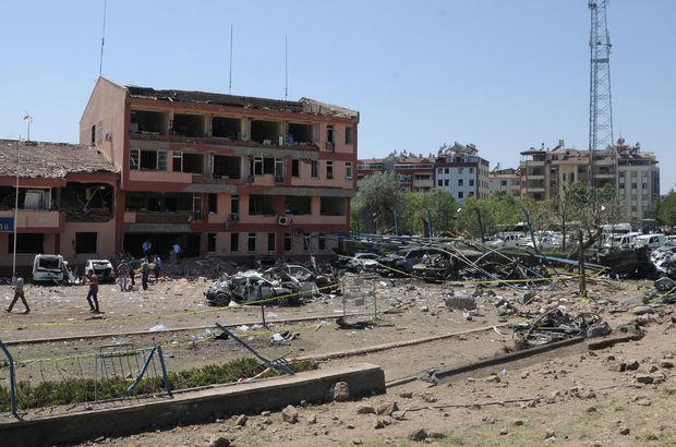 Elazığ Emniyet Müdürlüğü saldırısının 2 faili yakalandı