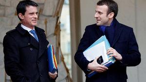Eski Başbakan Valls oyunun rengini açıkladı!