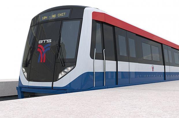 Bangkok'un metrolarını Türkiye üretecek