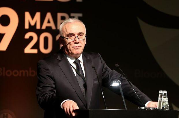 Ziraat Bankası Genel Müdürü Aydın, Tarım Zirvesi'nde konuştu
