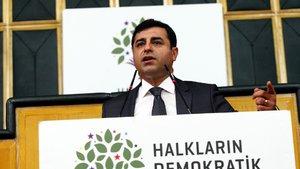 Demirtaş'ın dosyası Diyarbakır'dan Ankara'ya nakledildi