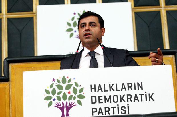 Demirtaş'ın dosyası Ankara'ya nakledildi