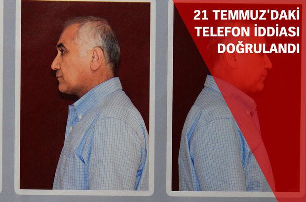Adil Öksüz, 21 Temmuz'da ABD'nin İstanbul Başkonsolosluğundan aranmış!