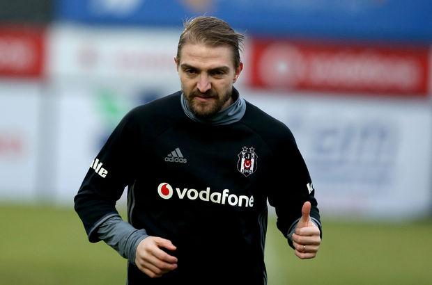Beşiktaş: Caner Erkin'in 10 gün sahalardan uzak kalacağı iddiası doğru değil