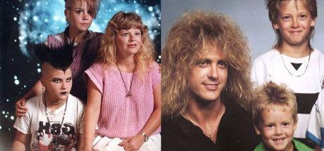 """80'ler ve 90'ların """"Allah korusun"""" dedirten saç stilleri!"""