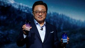 Samsung Galaxy S8 ve Galaxy S8 Plus tanıtımı