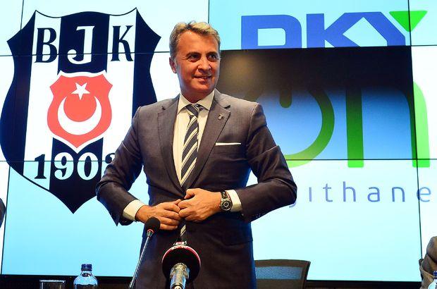 Beşiktaş sporcularına 11 tane ev aldı