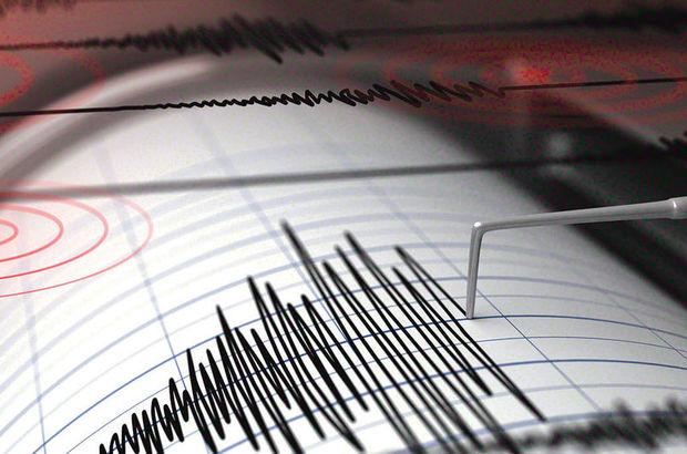 Isparta'da 4 büyüklüğünde deprem