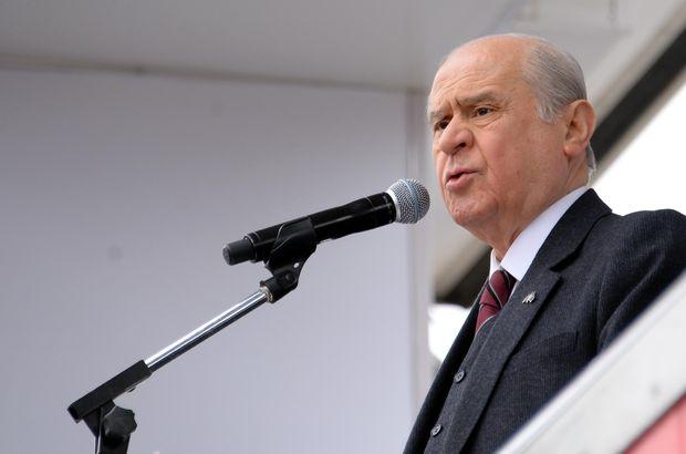Devlet Bahçeli'den Kerkük açıklaması: Rezalet değil mi?