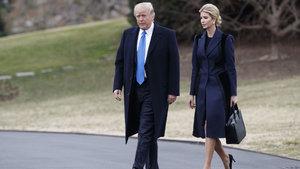 Donald Trump, kızı Ivanka'yı danışmanı yaptı