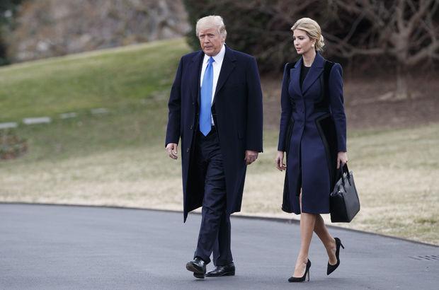 Donald Trump, kızını danışmanı yaptı