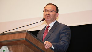 SON DAKİKA! Adalet Bakanı Bozdağ'dan Adil Öksüz açıklaması