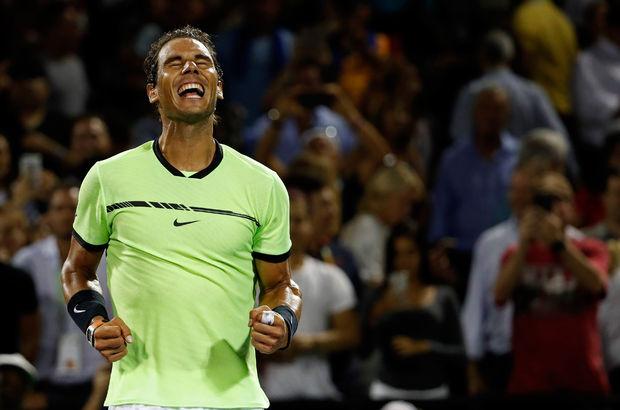 Rafael Nadal, Miami'de yarı finalde!